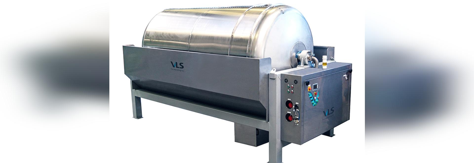 A PSC 80 press for the Portuguese Vinho Verde