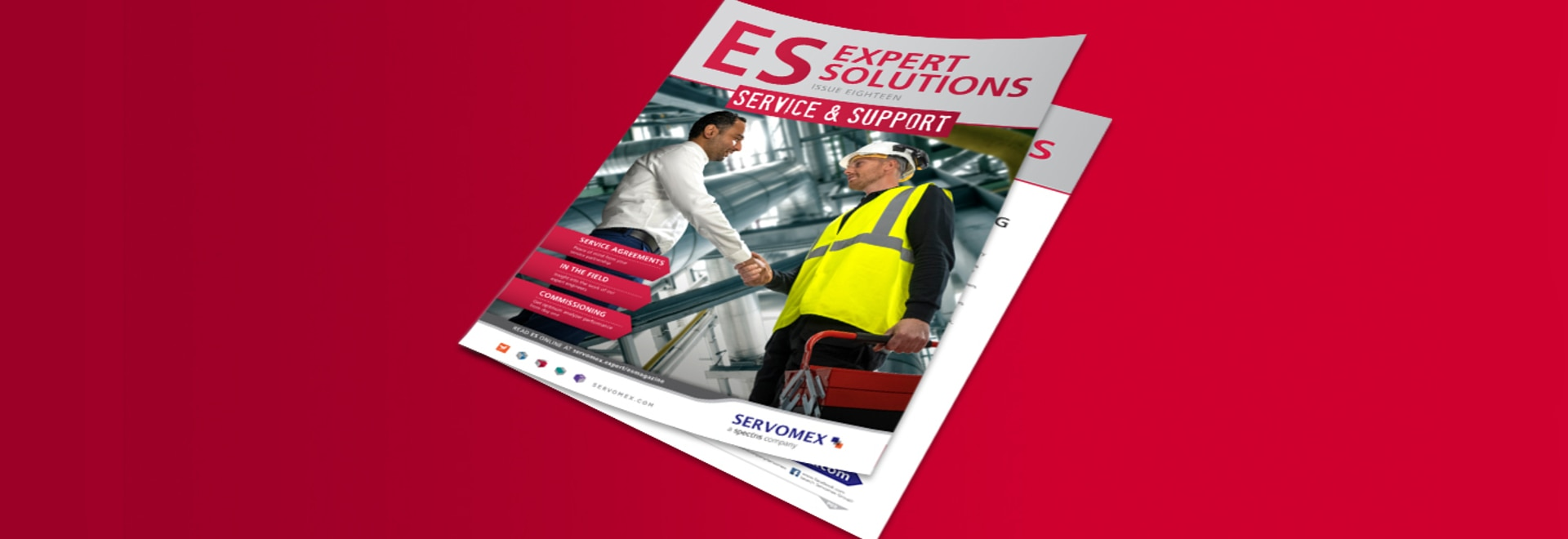 READ THE INTERACTIVE ES ISSUE 18 NOW