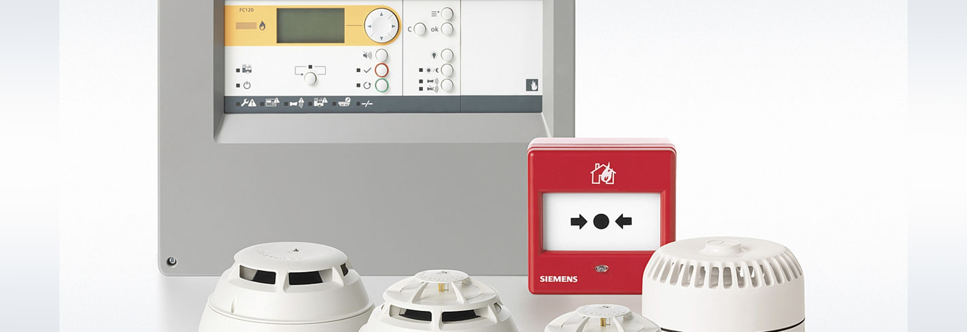 Reliable fire safety for every situation