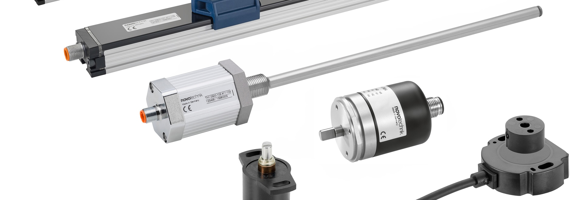 Rotary and Linear Transducers with IO-Link
