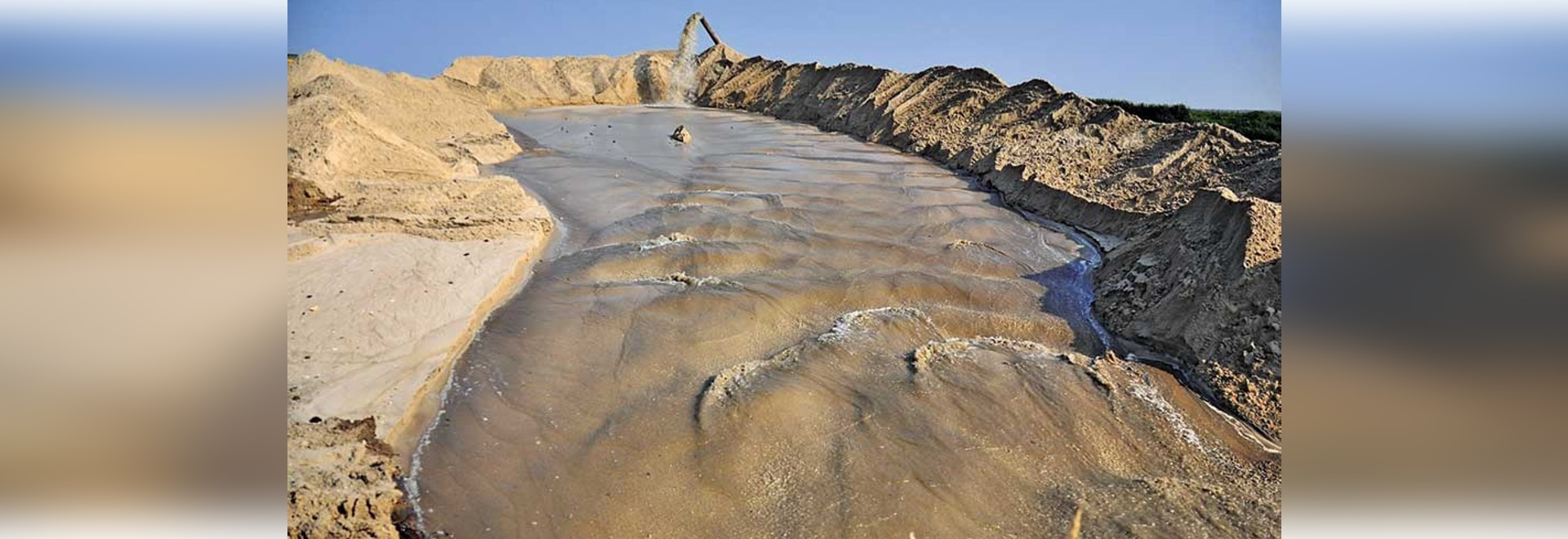 Sand Shortage May Slow Growth in Developing Regions