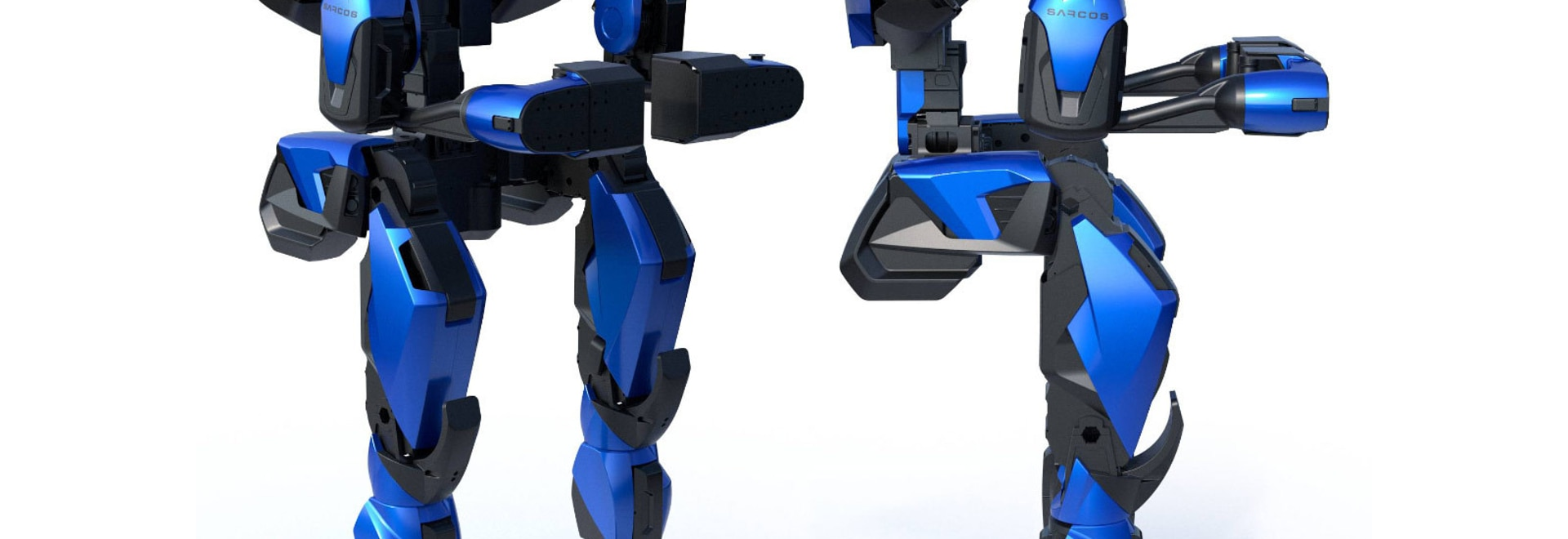 The Sarcos Guardian XO Full-body, Powered Exoskeleton