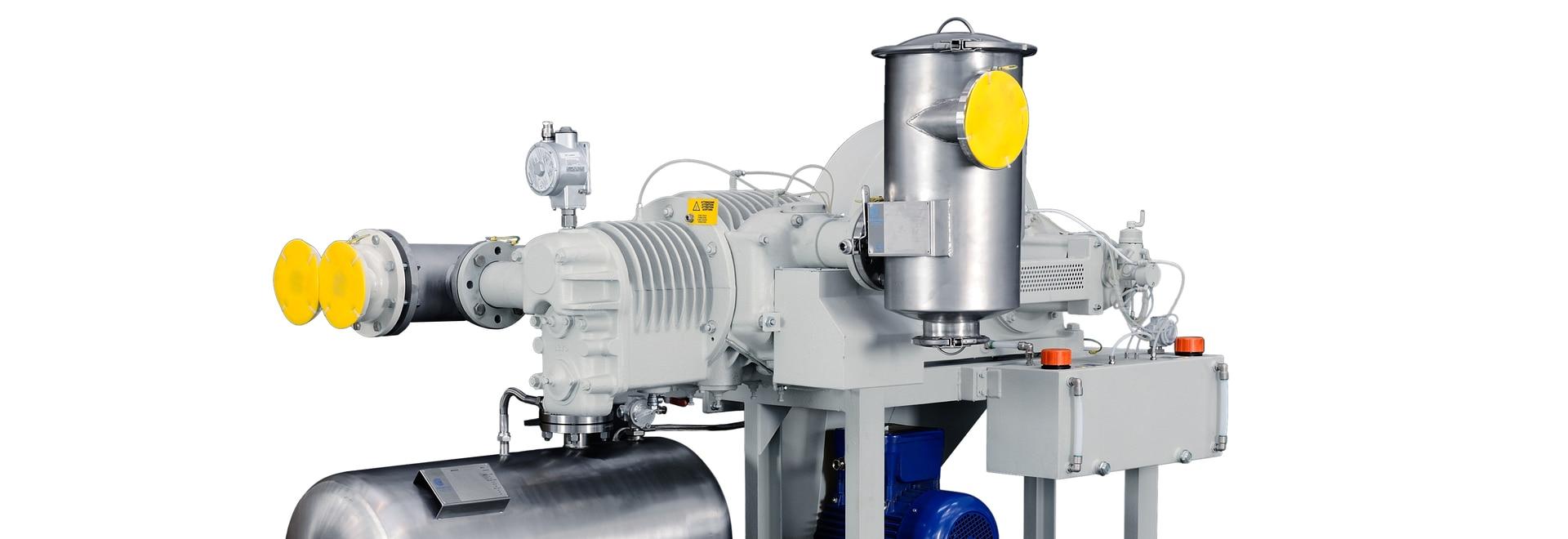 Saurus939 vacuum pump