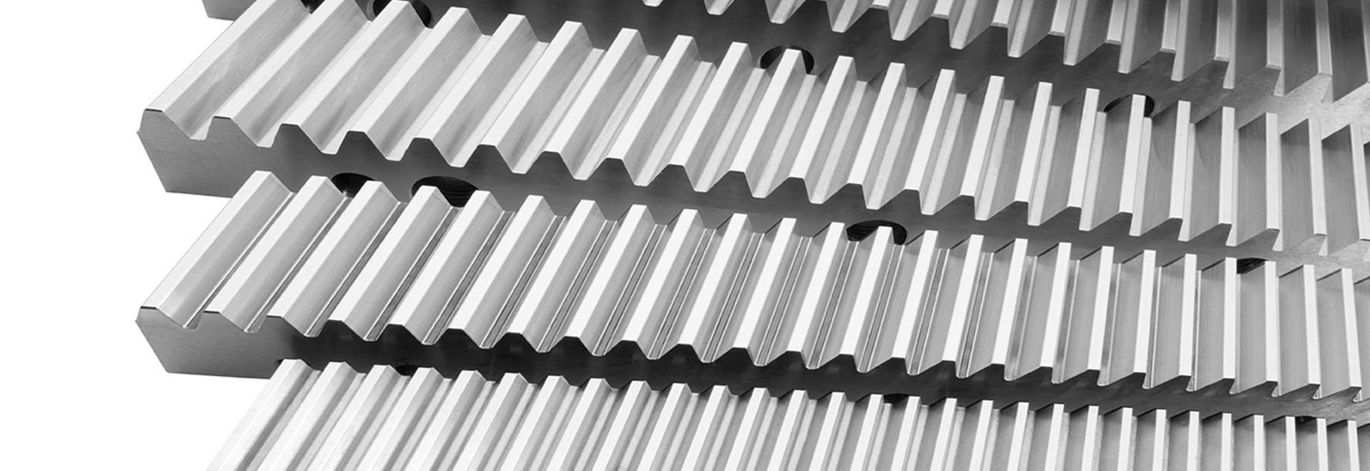 SCHNEEBERGER gear racks