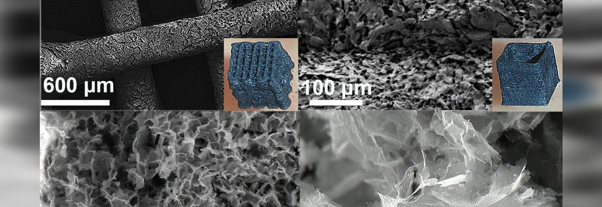 Scientists Use MXene Ink to 3D Print Interdigitated Electrodes