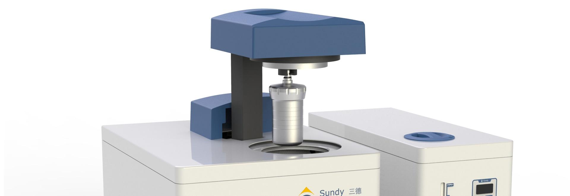 SDAC6000 full automatic bomb calorimeter/ oxygen / coal / oil / biofuel
