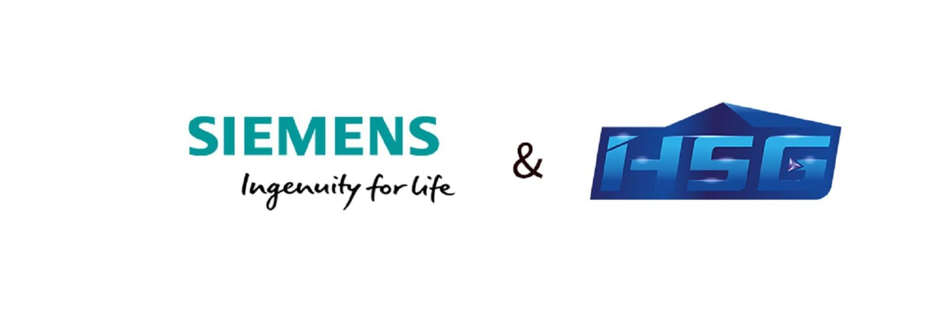 SIEMENS & HSG  Digital and intelligent manufacturing upgrades