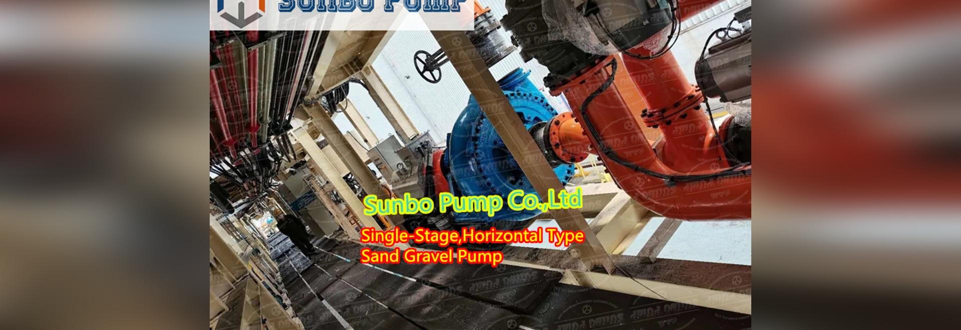Single Casing Sand Slurry Pump