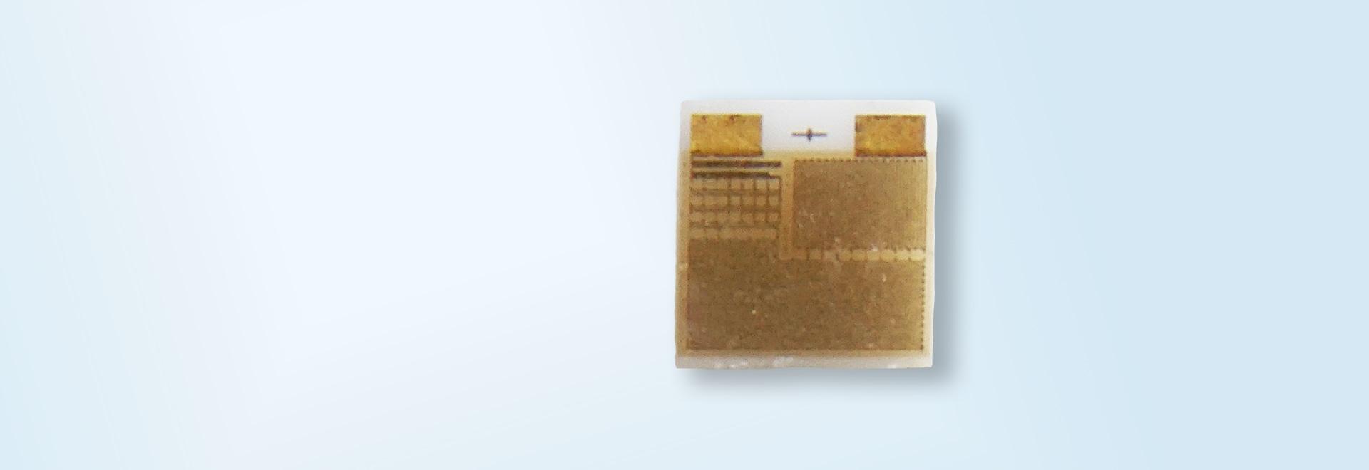 The smallest platinum RTD - BondSens