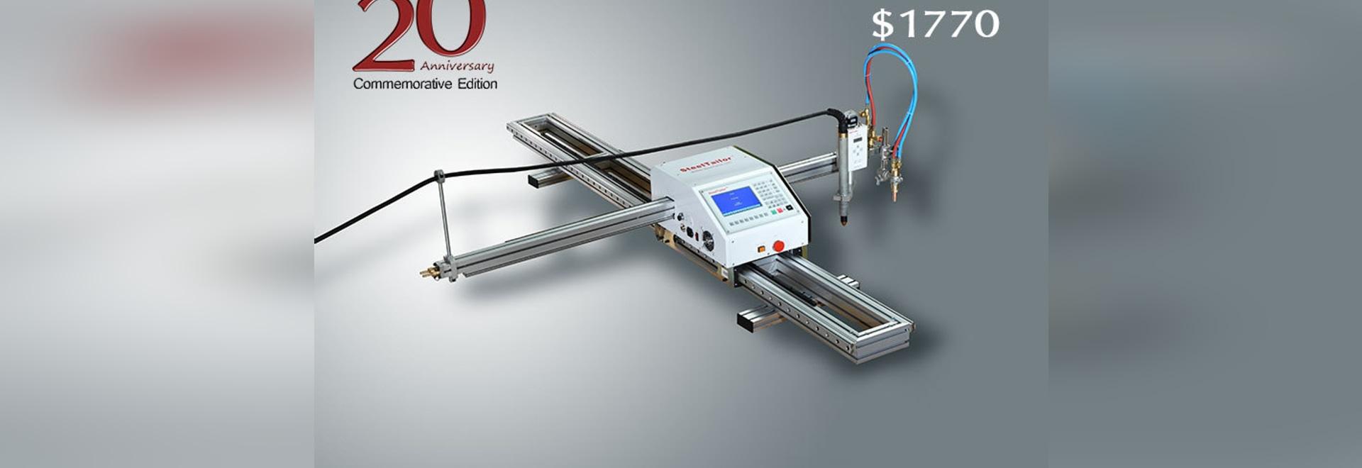 Steeltailor professional portable cnc machines