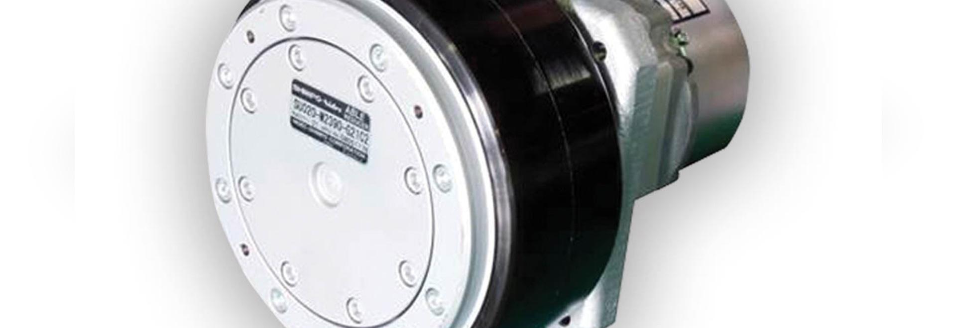 NEW Nidec-SHIMPO SU Series Wheel Drive for AGV and Mobile