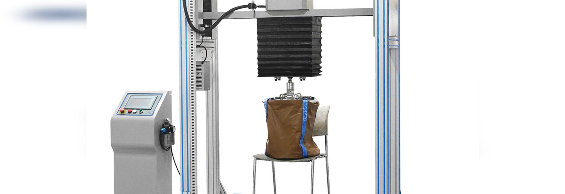 Swivel Durability Testing Equipment furniture Rotating Chair Machine