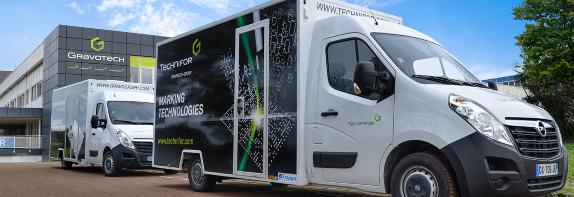 Technifor are on the road