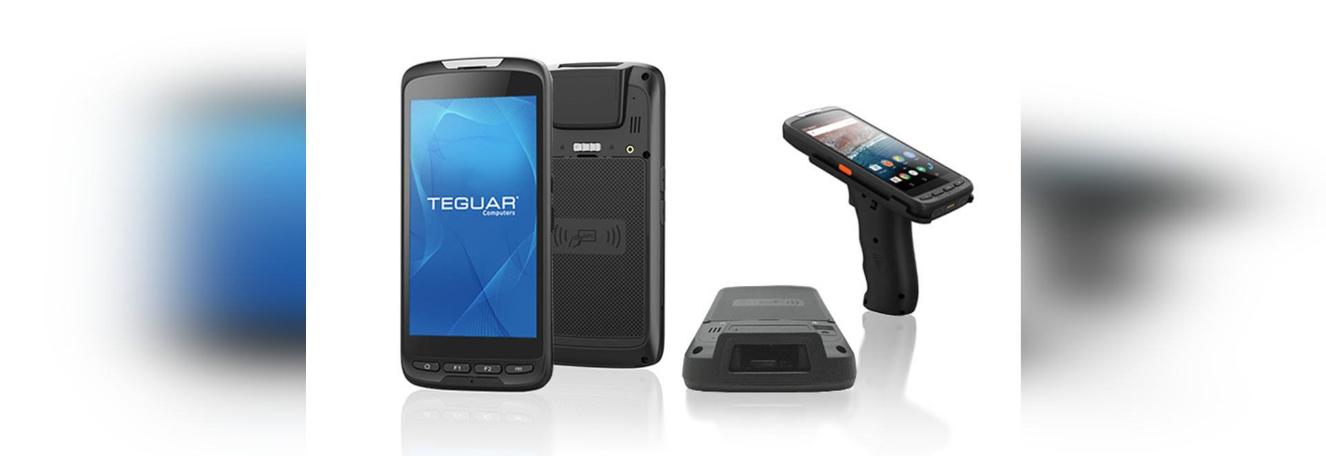 "Teguar 5"" Rugged Handheld Device | TRH-A5380-05"