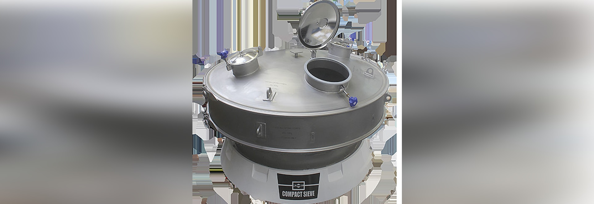 Traditional Rotary Sieves Replaced with Vibratory Screener