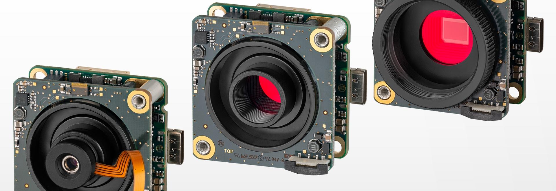 uEye LE AF camera models