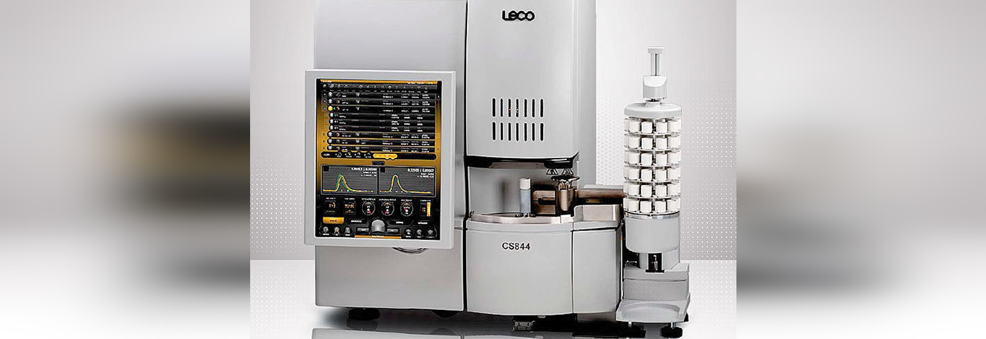 Unattended Carbon/Sulfur analysis saves time