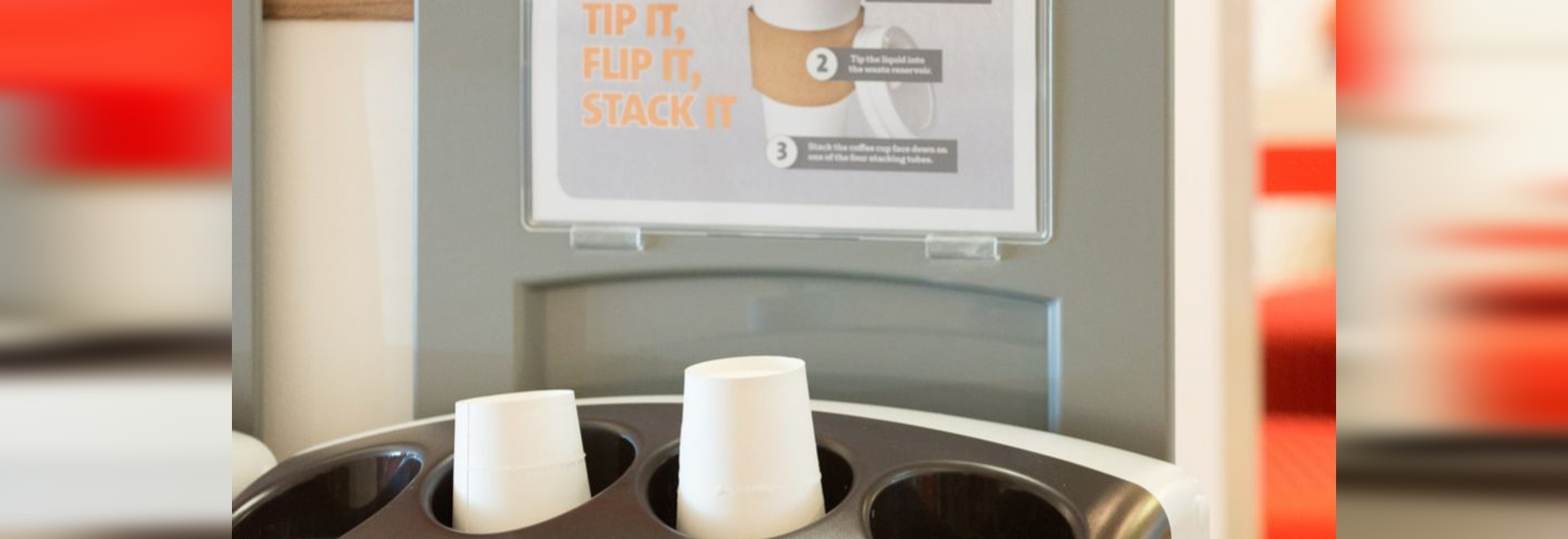 Veolia to Recycle 120m Coffee Cups in the UK Next Year