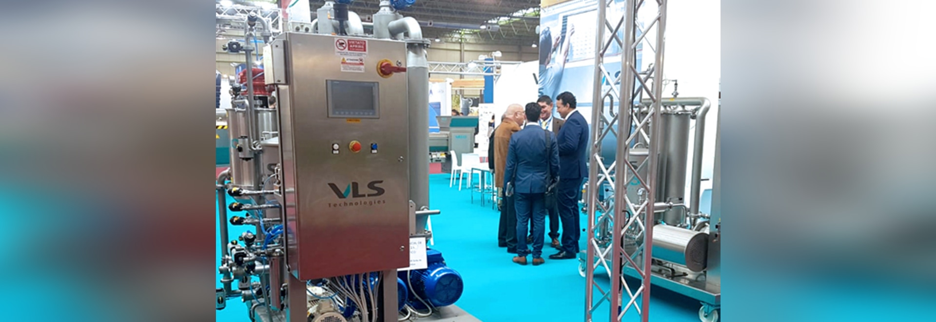 VLS Technologies at Enomaq 2019: the report of our participation