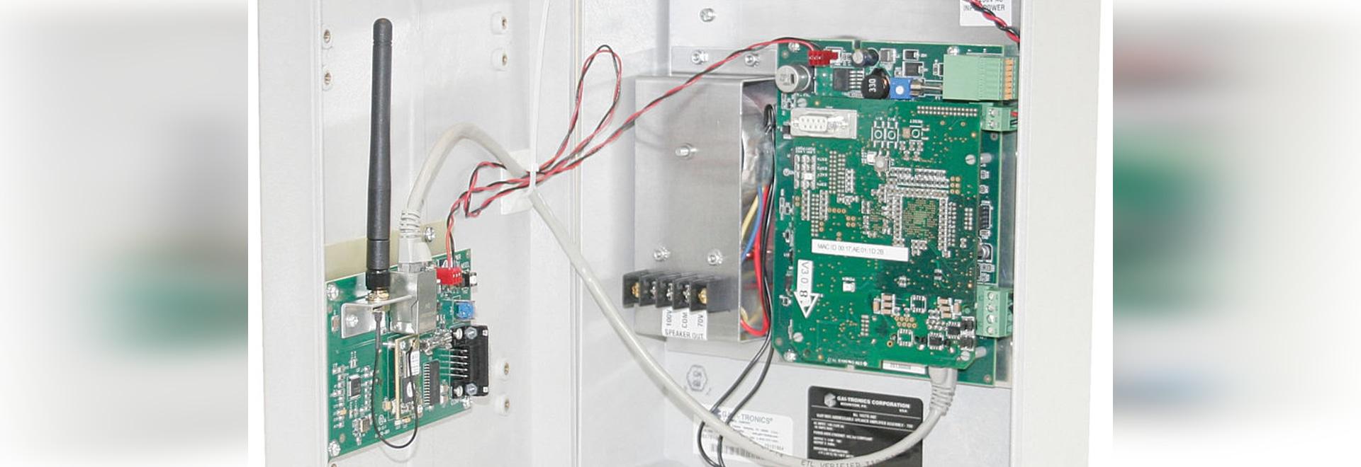 VoIP Speaker Amplifier Assemblies
