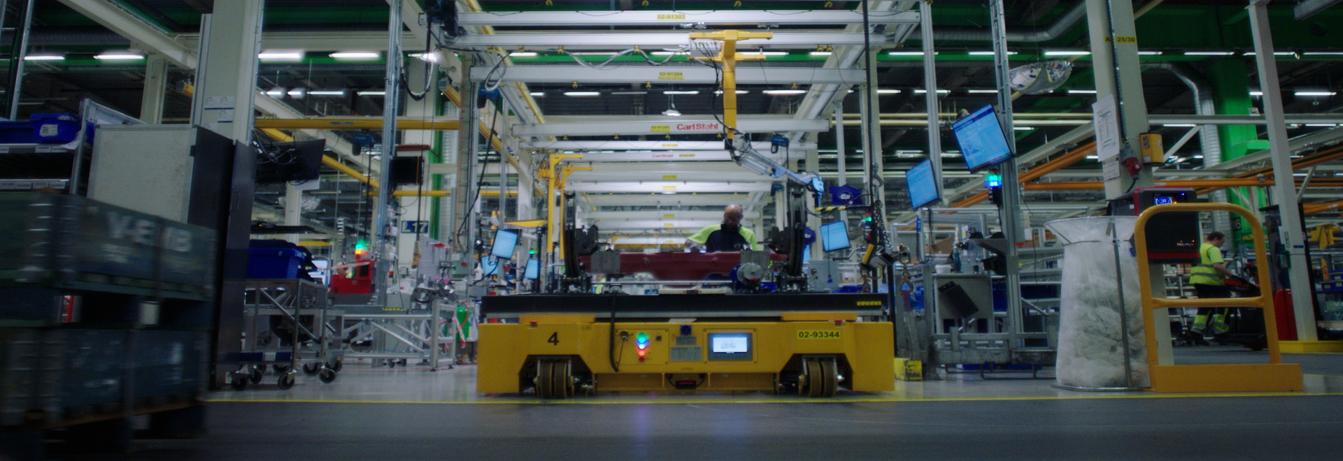 VOLVO CE DELIVERS ITS VISION OF THE FACTORY 4 TOMORROW