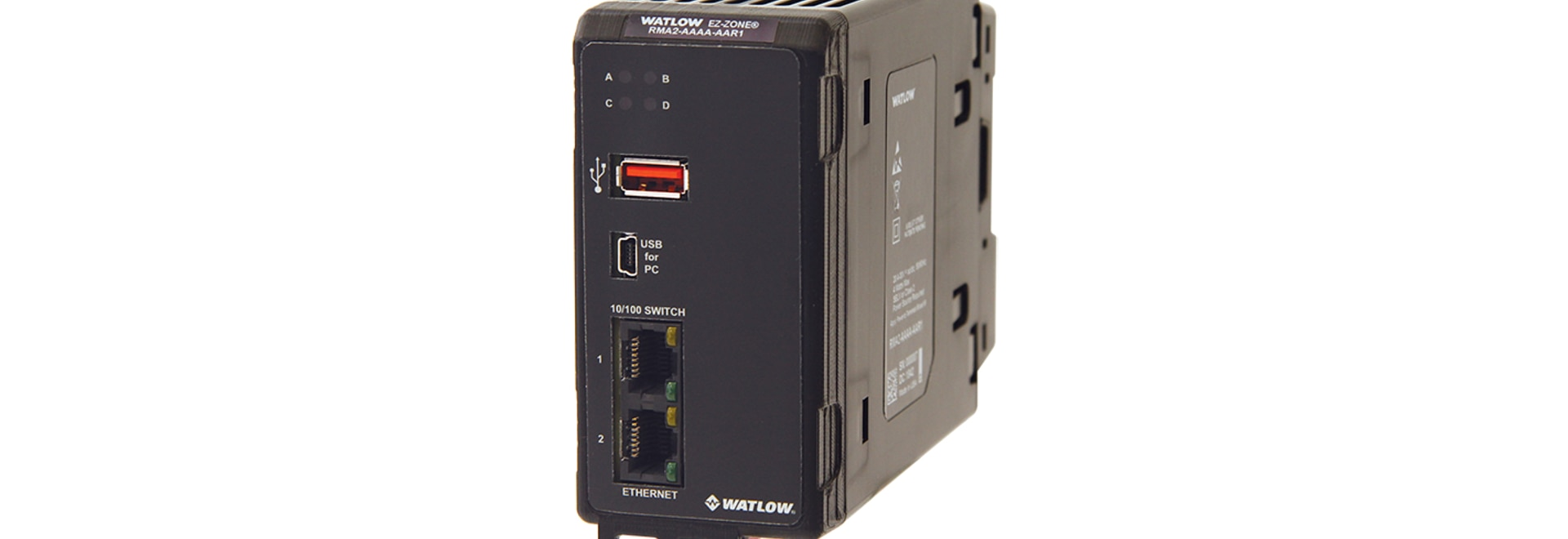 Watlow introduces RMA PLUS remote access module