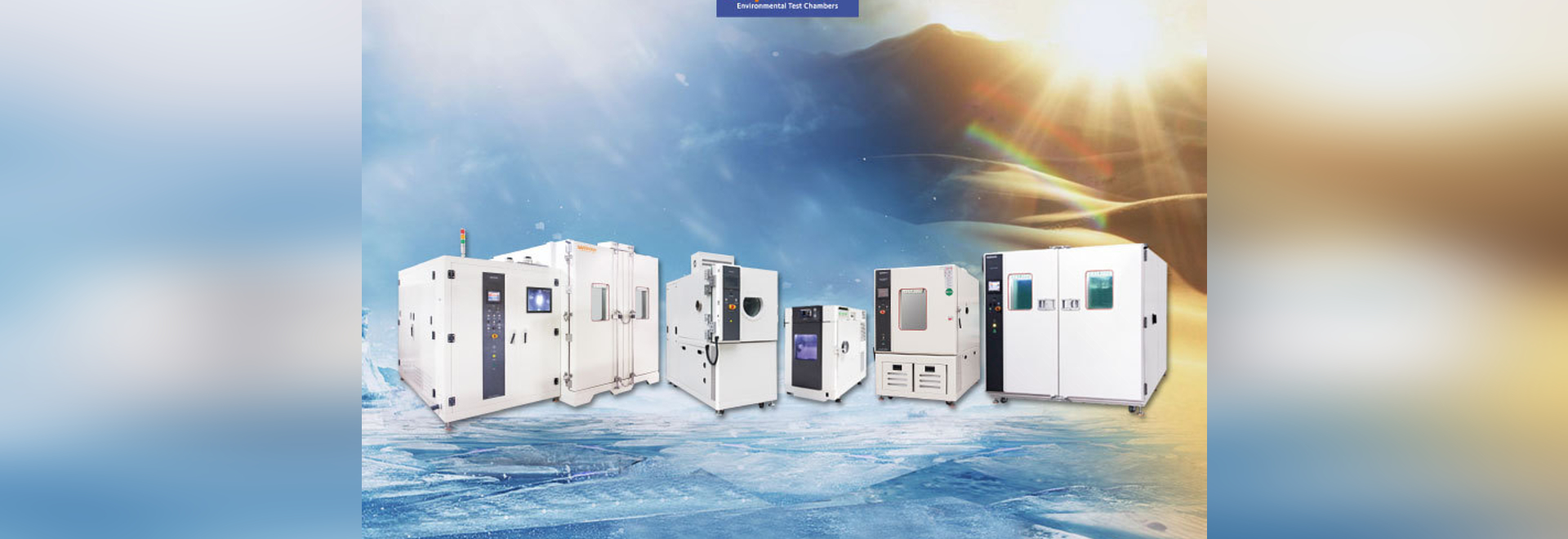 What is  the main applications of Environmental Test Chamber?