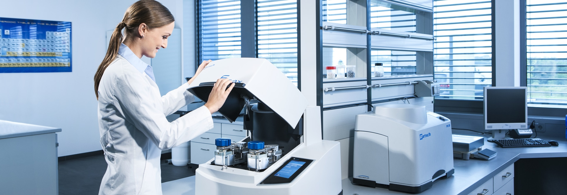 White Paper: Ultrafine Grinding with Laboratory Ball Mills