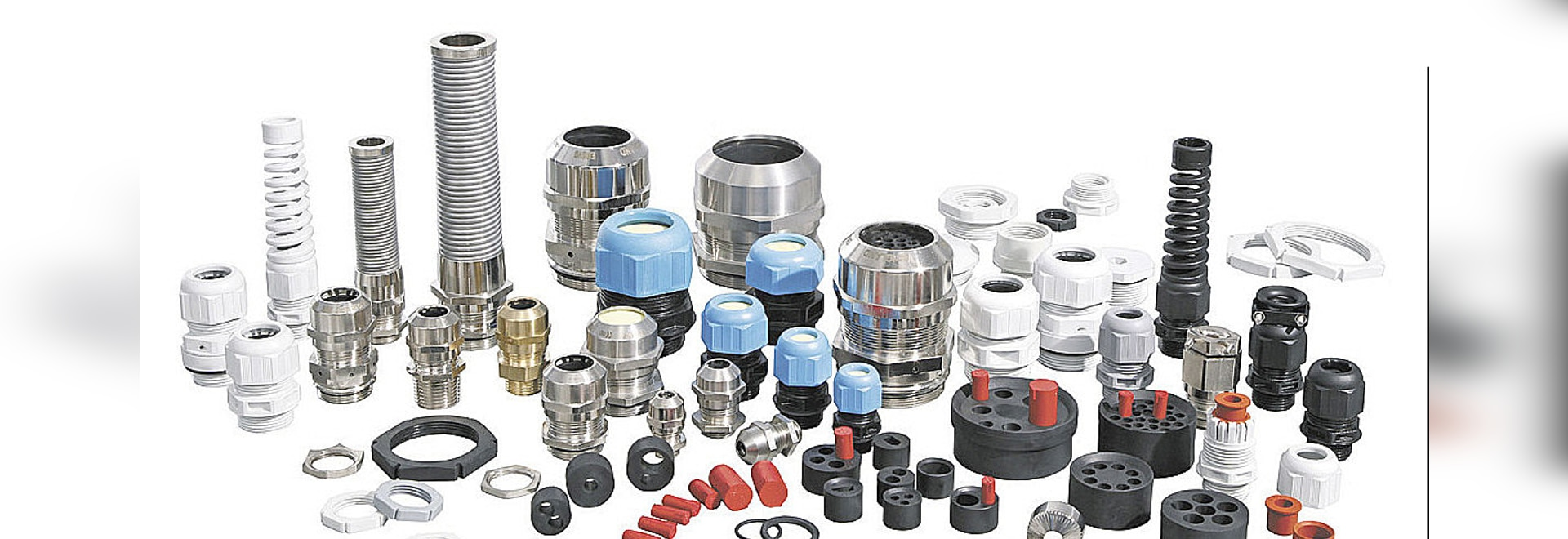 WISKA presented cable glands series for the railway industry