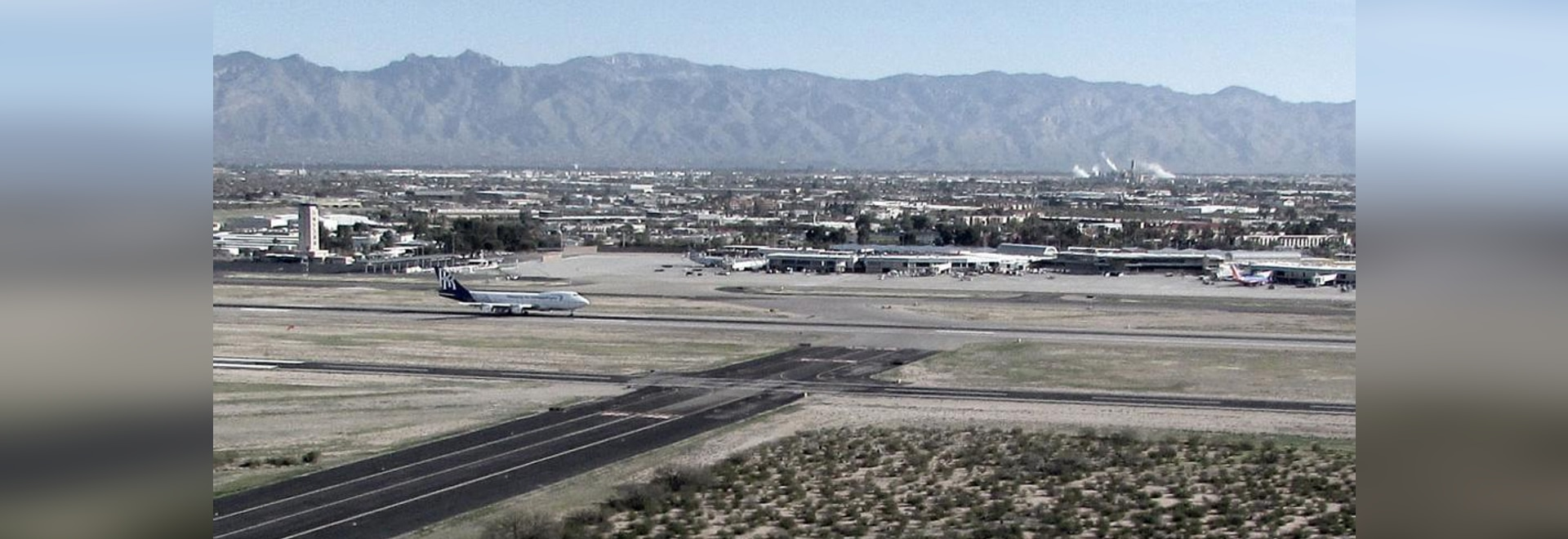 WSP to manage Tucson airport project