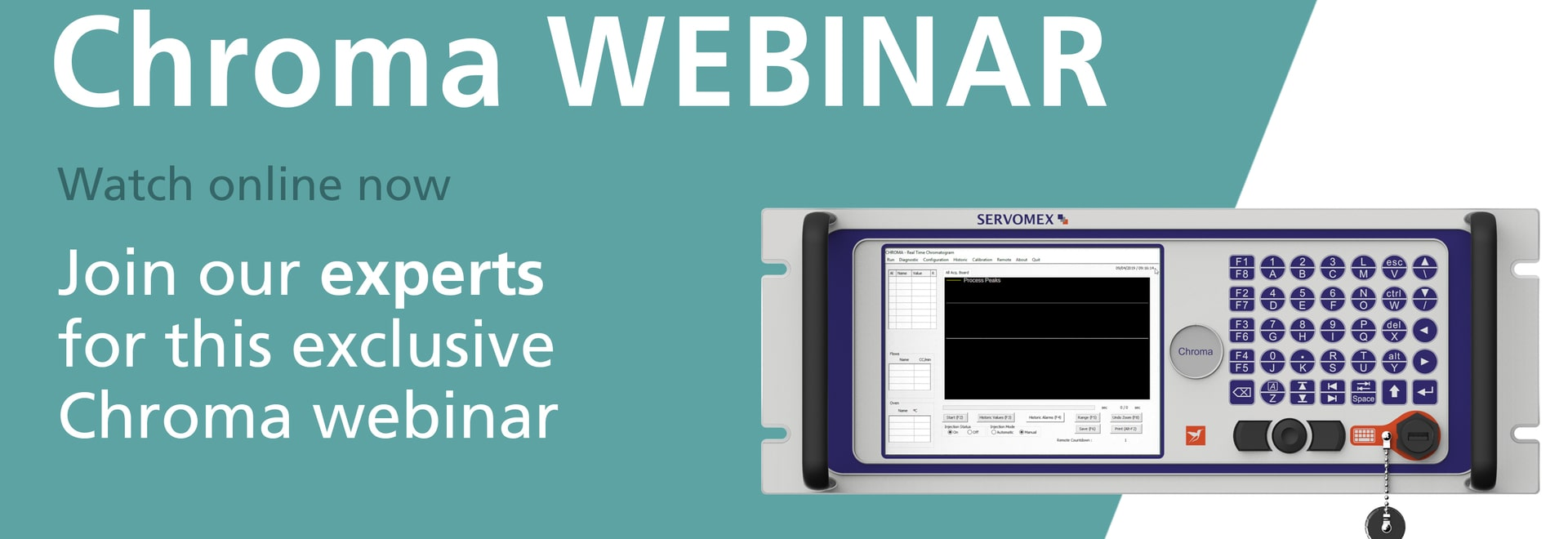 Your second chance to hear our Chroma webinar