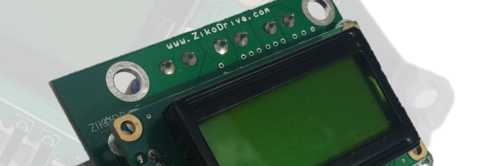 Zikodrive Motor Controllers expand ZD and ZDLCD range to