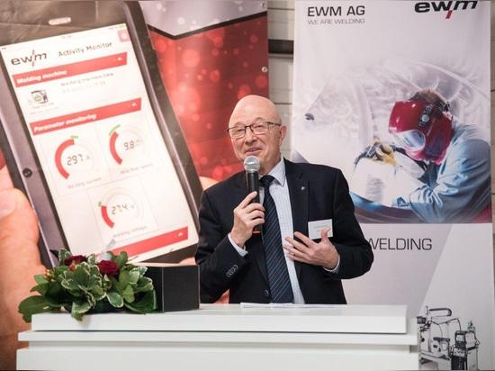EWM AG opens a location in France