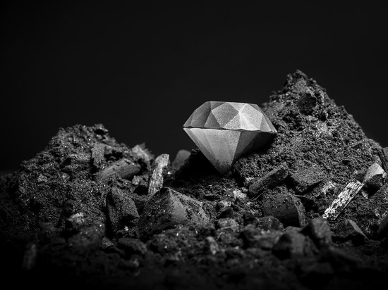 Sandvik creates first 3D printed diamond composite