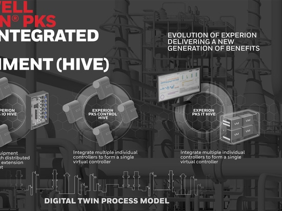 Honeywell introduces Experion PKS Highly Integrated Virtual Environment (HIVE)