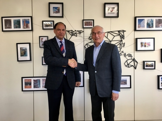 PALAZZANI INDUSTRIE S.P.A. AND BOODAI TRADING COMPANY ANNOUNCE THE BEGINNING OF A NEW AND IMPORTANT COLLABORATION