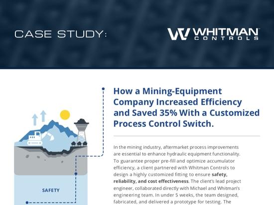 Case Study: Mining Efficiency