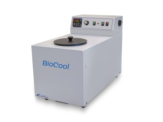 Controlled Rate Freezing of Biological Samples