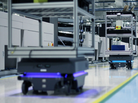 MiR Launches Robots-as-a-Service Option for its Mobile Robots