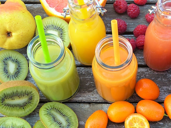 VLS Technologies' filters for fruit juices