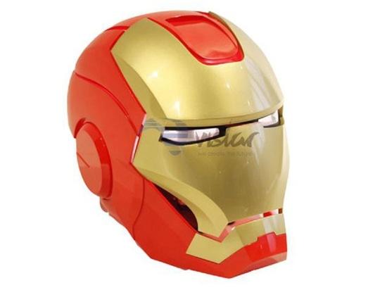 Printing Iron Man Helmet