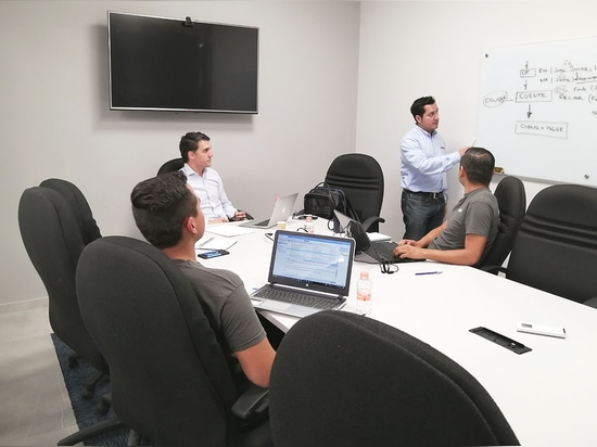 From Mexico Innova offers technical advice and studies of improvement