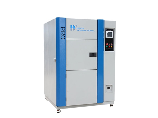 High Low Temperature Shock Test Chamber