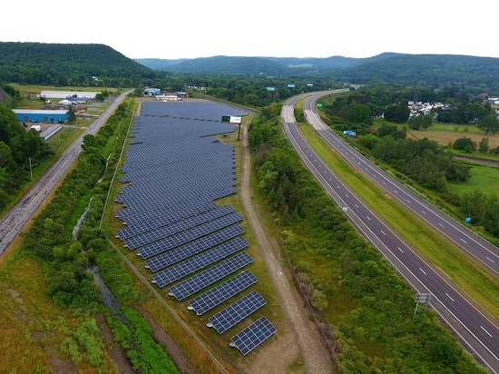 Recom completes 4.07 MW solar installation in NY State