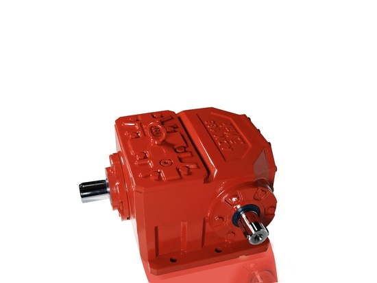 Special gearbox for the roll form industry ADK Series