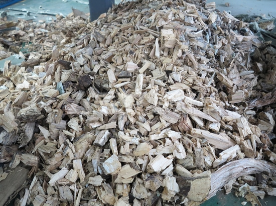 Industrial Garden Waste Shredder Machine For Sale