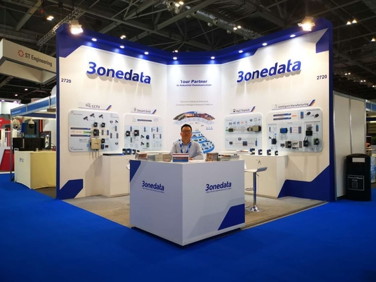 3onedata Shows Latest CCTV Solution at IFSEC International 2019