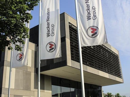 Wacker Neuson Group Headquarters in Munich, Germany.