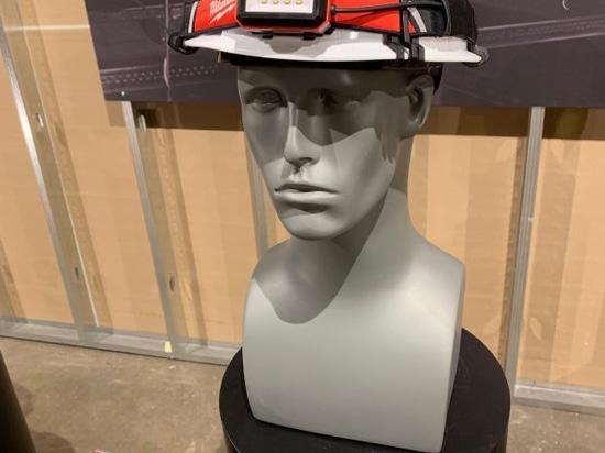 Tilt-up face shield