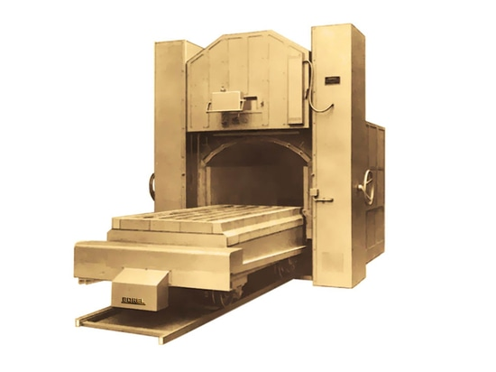 Chamber Furnace Borel Swiss 1942